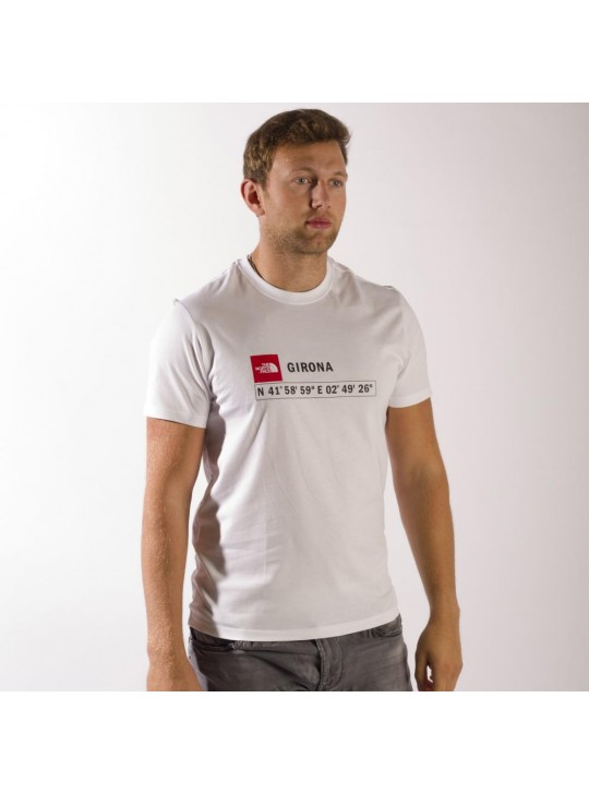 The North Face T-Shirt-White-Girona