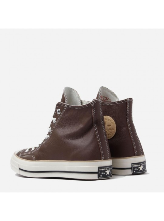 Converse Chuck Taylor All Star 70 Hi Leather Brown