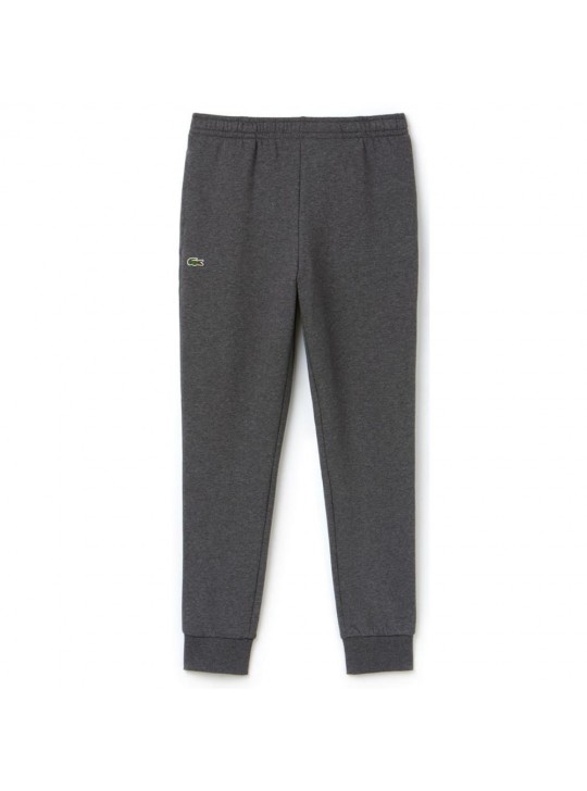 Lacoste Men's Essential Charcoal Drawstring Jogging Bottoms
