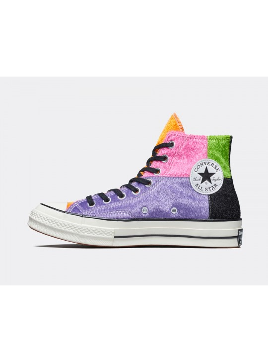 Converse Chuck Taylor All-Star 70s Hi Lilac Bubblegum Shoes