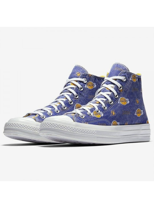 Converse Chuck Taylor All-Star 70s Hi Los Angeles Lakers