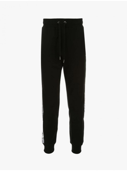 Dolce & Gabbana Mens Contrast Stripe Track Trousers