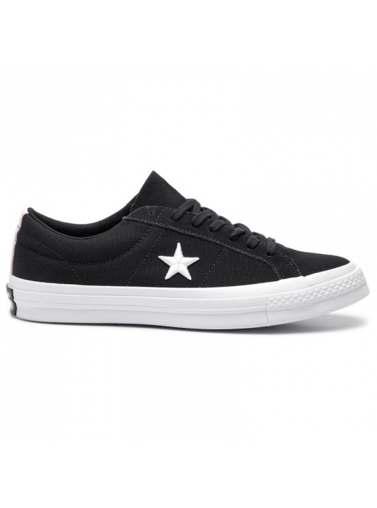 Converse One Star Low Top Black