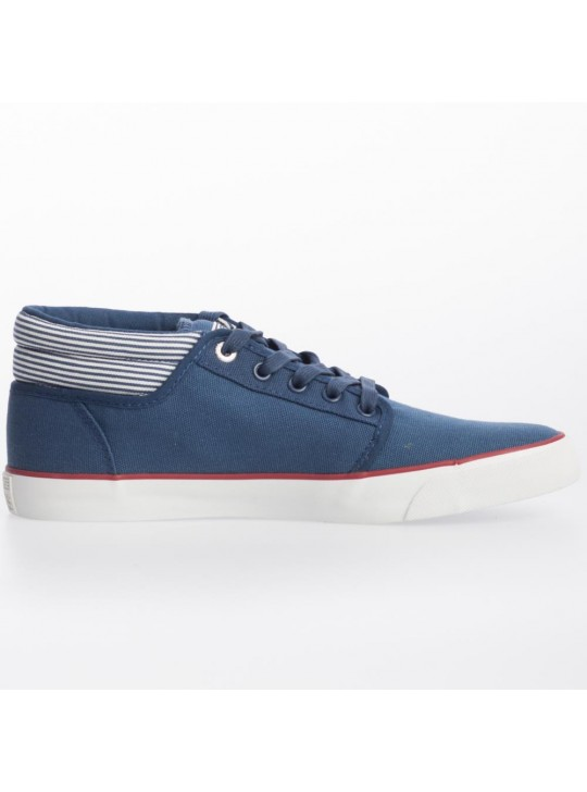 CONVERSE Chuck Taylor Unisex Silo Mid Trainers Navy
