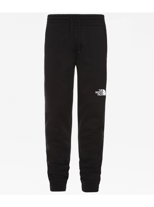 The North Face Men's Black Standard Print Joggers