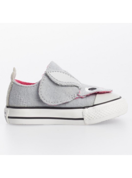 Converse Infant CT Creatures Ox Charcoal