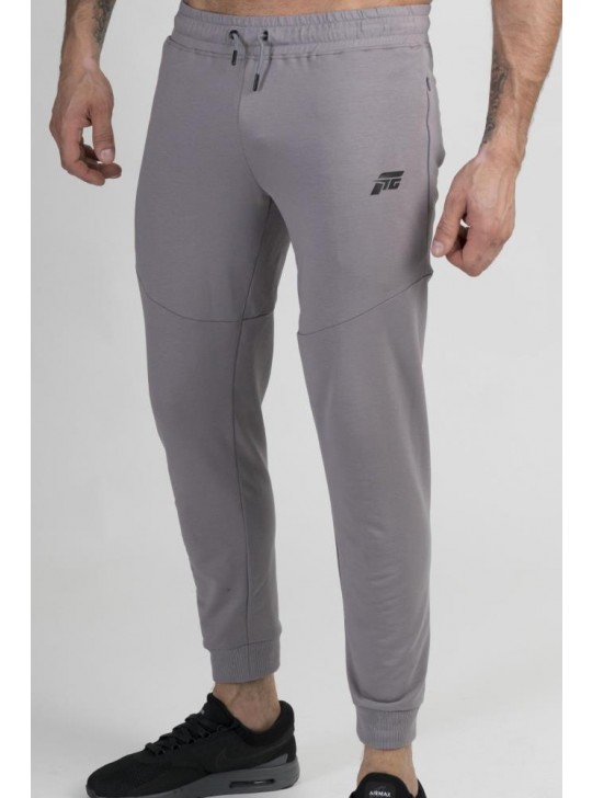 Feed The Gains FTG Men's DRY-TECH Joggers - Grey