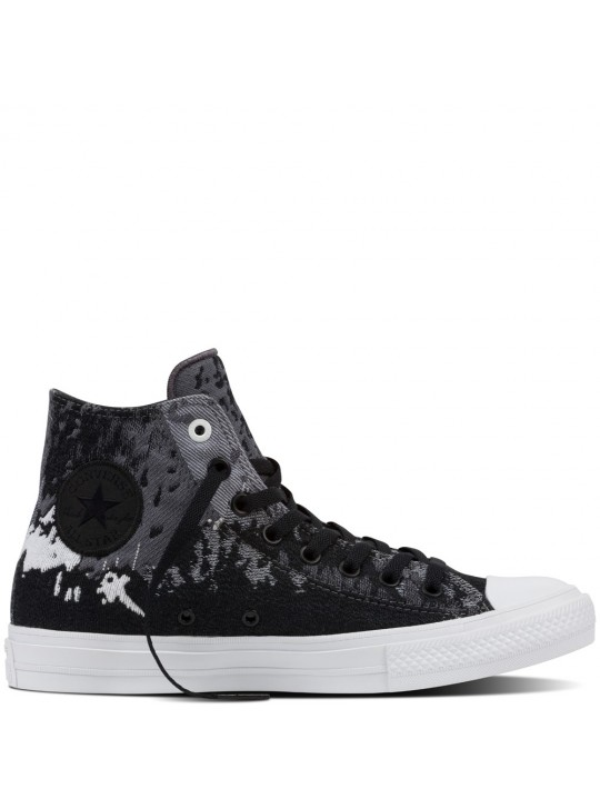 Converse Chuck II Engineered Canvas Thunder Black