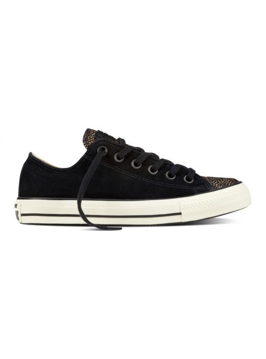 Converse Chuck Taylor All Star Lo Black