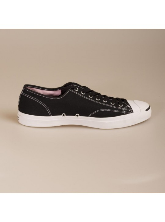 Converse Jack Purcell Black Canvas