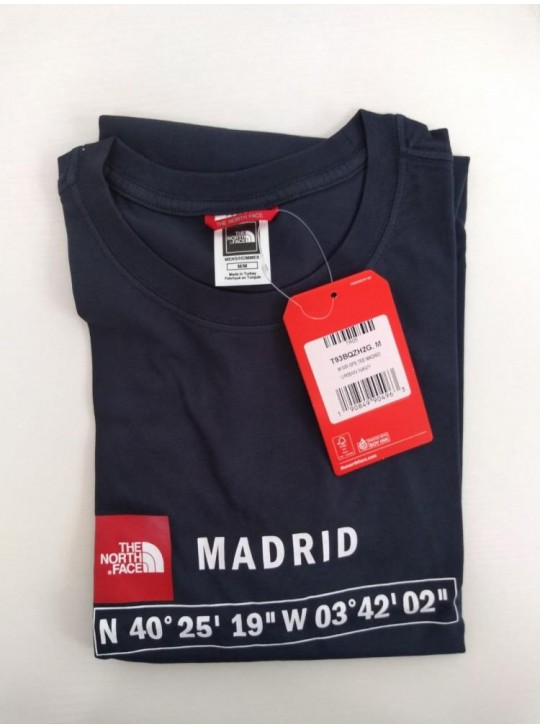The North Face T-shirt Urban Navy Madrid