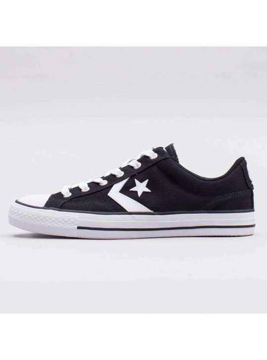 Converse Star Player OX Low Black