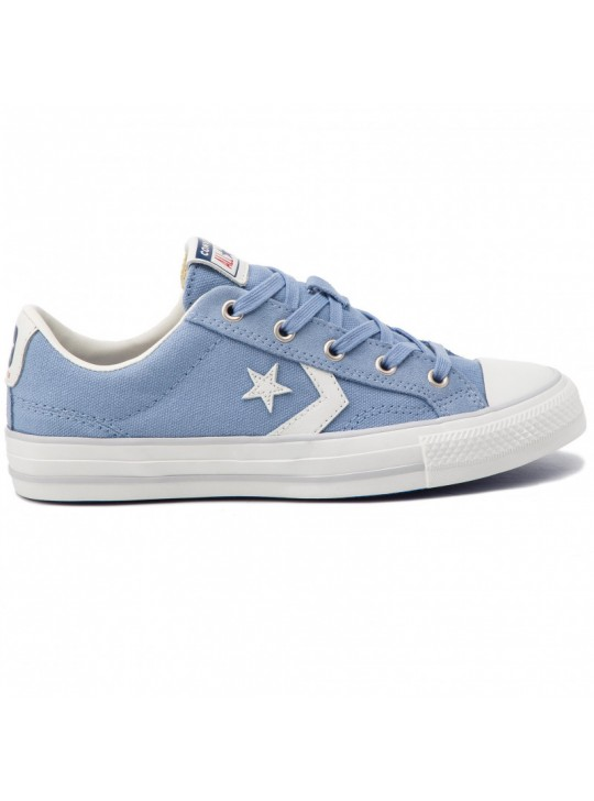 Converse Star Player Ox Blue Canvas