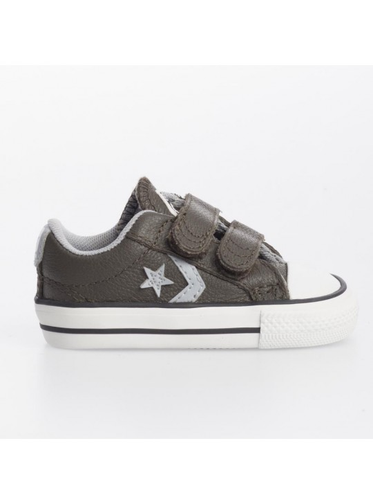 Converse Infant Star Plyr EV 2V Ox Green