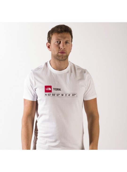 The North Face T-Shirt-White-York