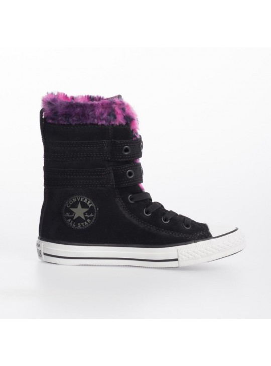 Converse Junior CT Glendale Hi Black