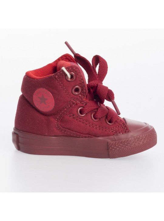 Converse Infant CT High Street Hi Red