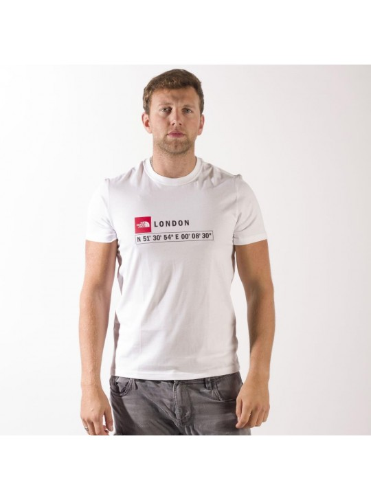 The North Face T-Shirt-White London