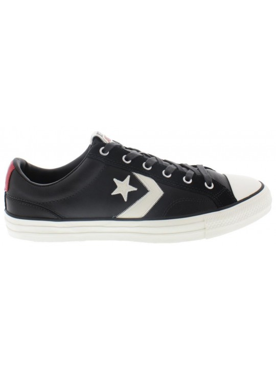 Converse Chuck Taylor Star Player Leather Black