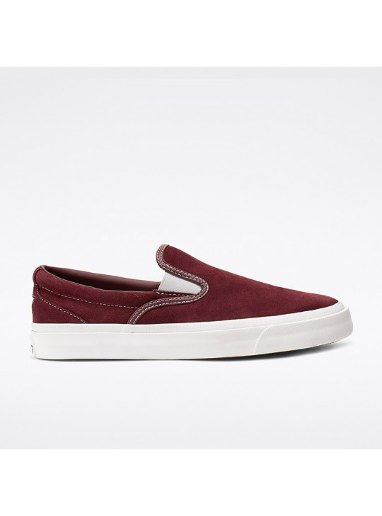 Converse One Star CC Pro Slip Dark Burgundy