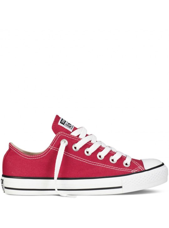Converse Unisex Chuck Taylor All Star Low Tops Red  Trainers