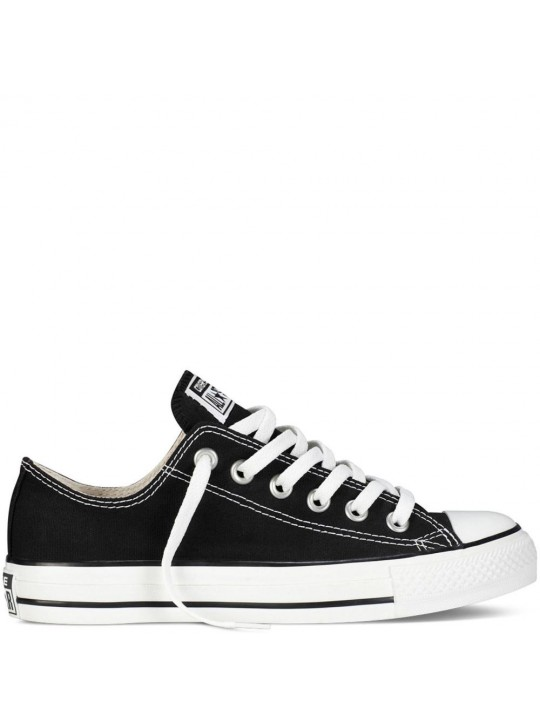 Converse Unisex Chuck Taylor All Star Low Tops Black  Trainers