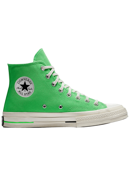 Converse Chuck 70 High Illusion Green