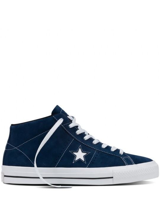 Converse CONS One Star Mid Navy