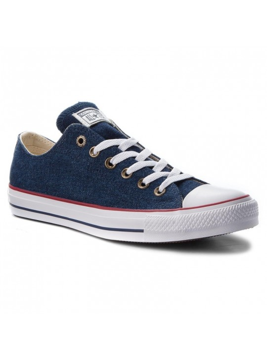 Converse Chuck Taylor All Star Worn In Blue