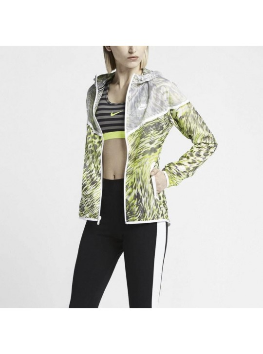 Nike Womens Tech Hyperfuse Windrunner Dri-FIT Jacket