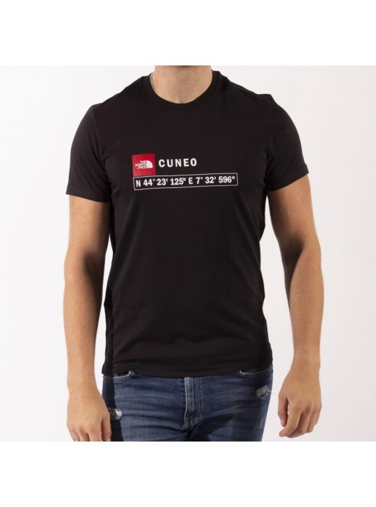 The North Face T-Shirt- Black-Cuneo