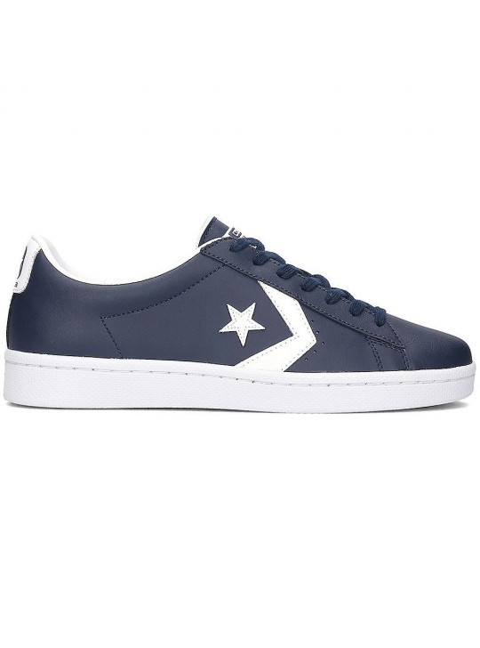Converse Pro Leather Tumbled Navy Ox