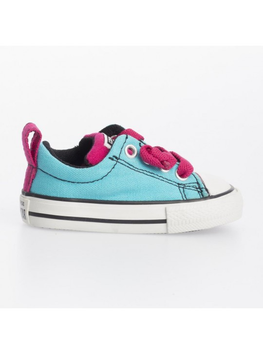 Converse Infant CT Street Slip Blue
