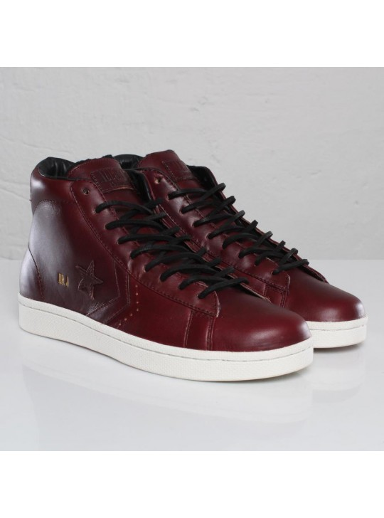 Converse Pro Leather Dr J Red