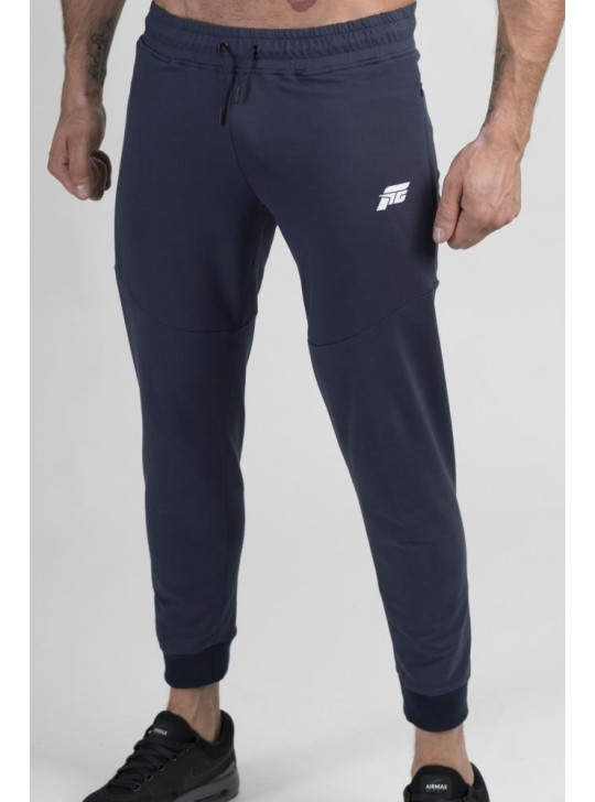 Feed The Gains FTG Men's DRY-TECH Joggers - Navy