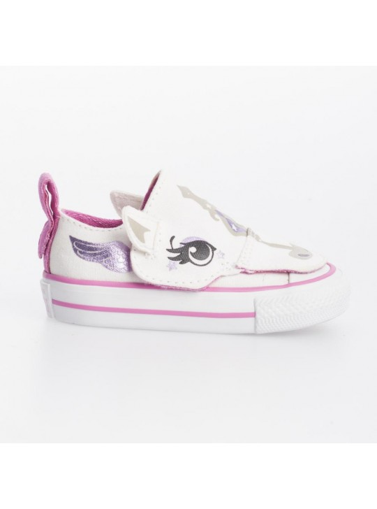 Converse Infant CT Creatures Ox White