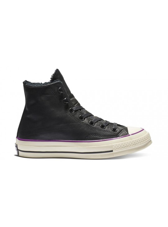 Converse Chuck 70 Street Warmer Leather Hi Top