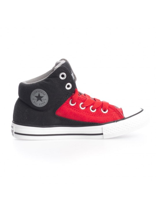 Converse Junior CT High Street Hi Red