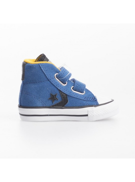 Converse Infant Star Plyr EV 2V Mid Blue