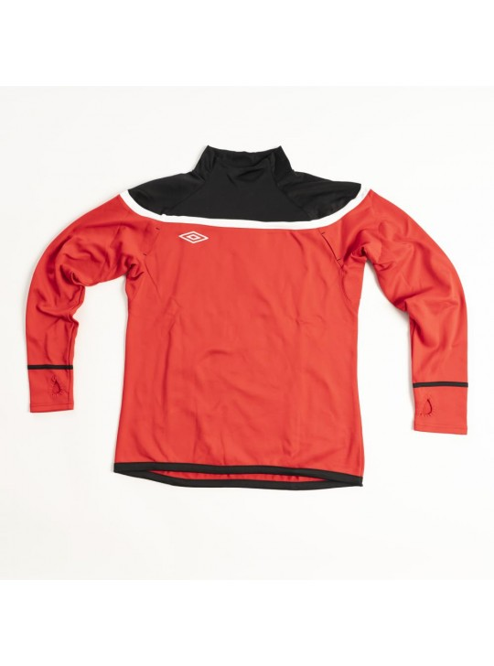 umbro Sweatshirt Red/Black/White
