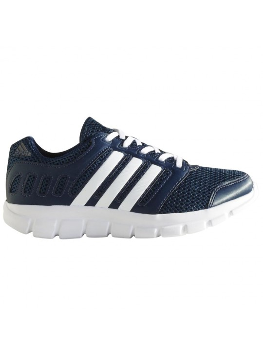 Adidas Men's Navy Breeze Ortholite Trainers