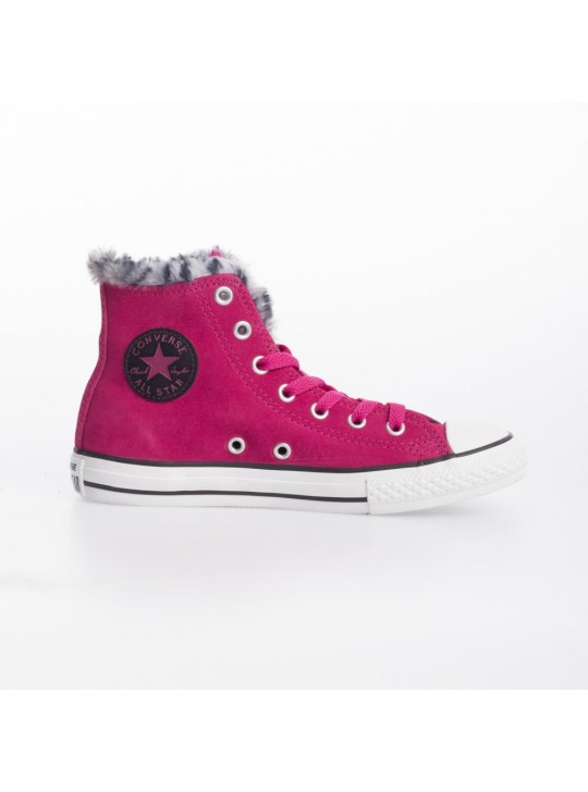 Converse Junior CT Hi Cosmos Pink