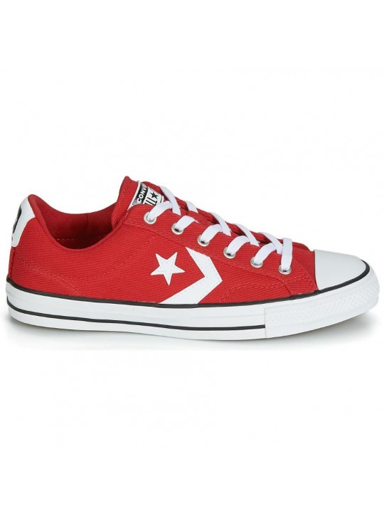 Converse Star Player Red White