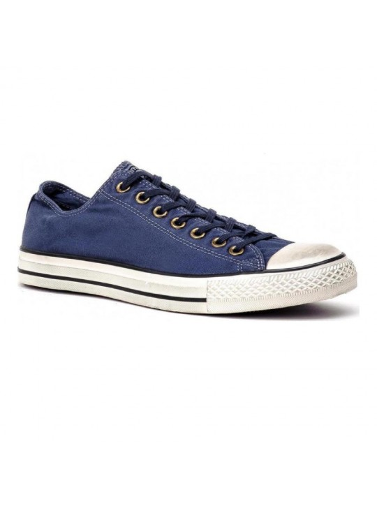 Converse Chuck Taylor All Star Ox Washed Twill Navy