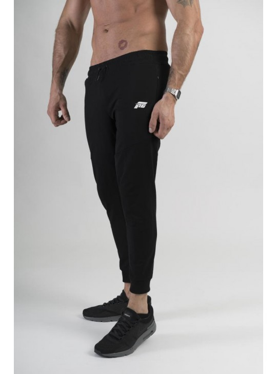Feed The Gains FTG Men's DRY-TECH Joggers - Black