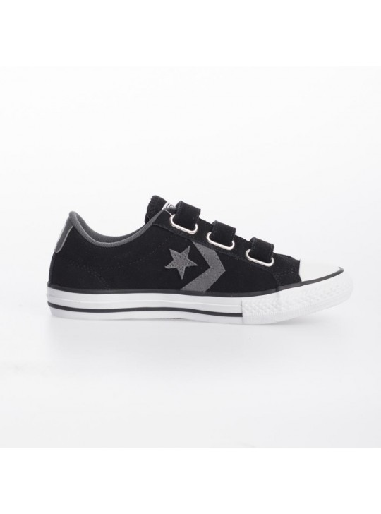 Converse Junior Star Plyr 3V Ox Black
