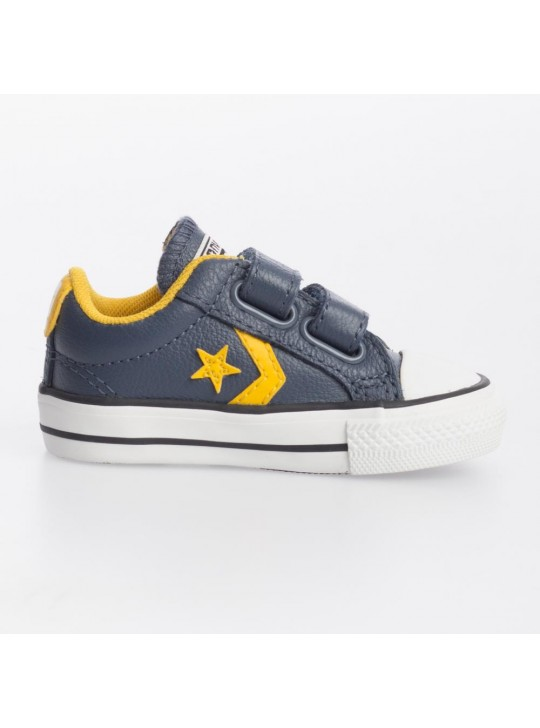 Converse Infant Star Plyr EV 2V Ox Navy
