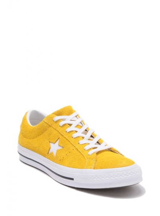 Converse One Star OX Shoes Yellow