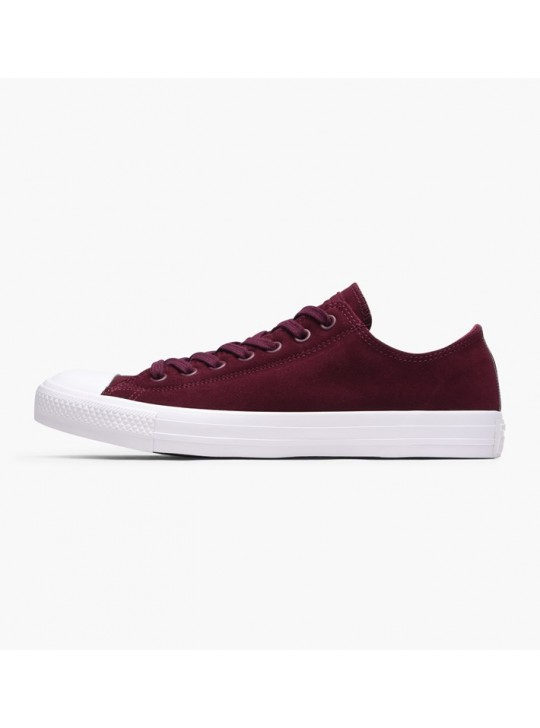 Converse One Star Ox Maroon Burgundy Counter Climate