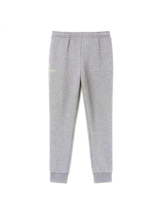 Lacoste Men's Essential Drawstring Grey Jogging Bottoms